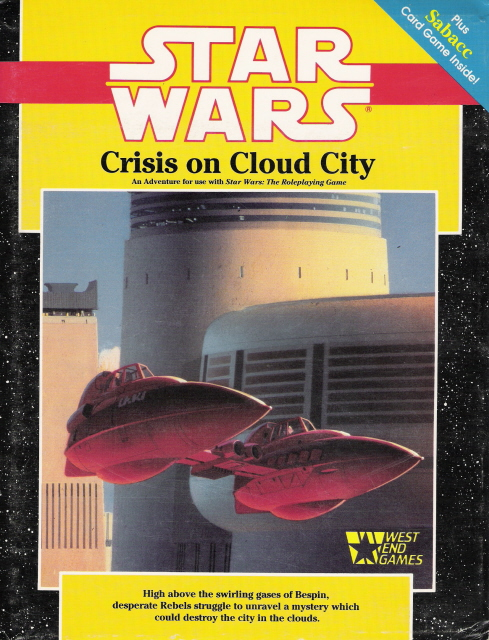 Star Wars: Crisis on Cloud City