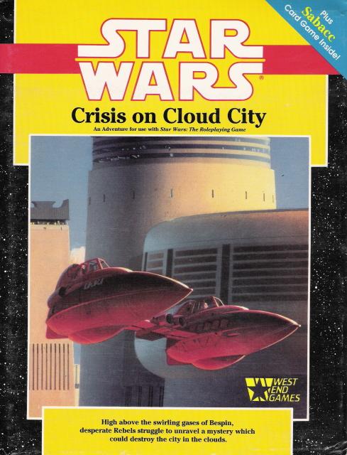 Star Wars: Crisis on Cloud City