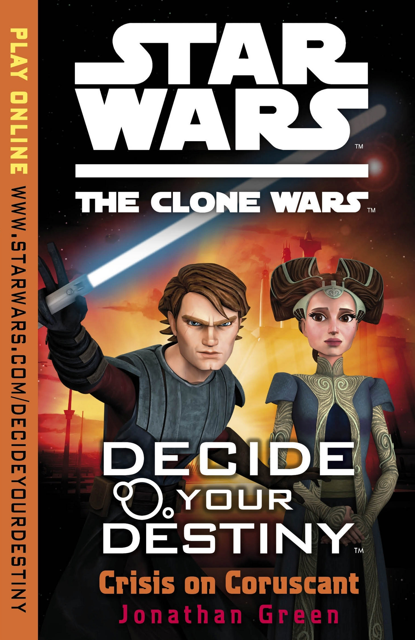 Star Wars Decide Your Destiny: Crisis on Coruscant