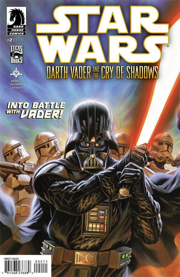 Star Wars: Darth Vader and the Cry of Shadows 2