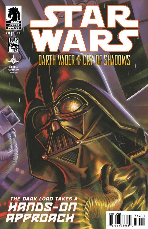 Star Wars: Darth Vader and the Cry of Shadows 4