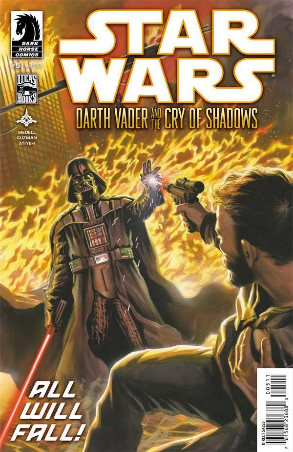 Star Wars: Darth Vader and the Cry of Shadows 5
