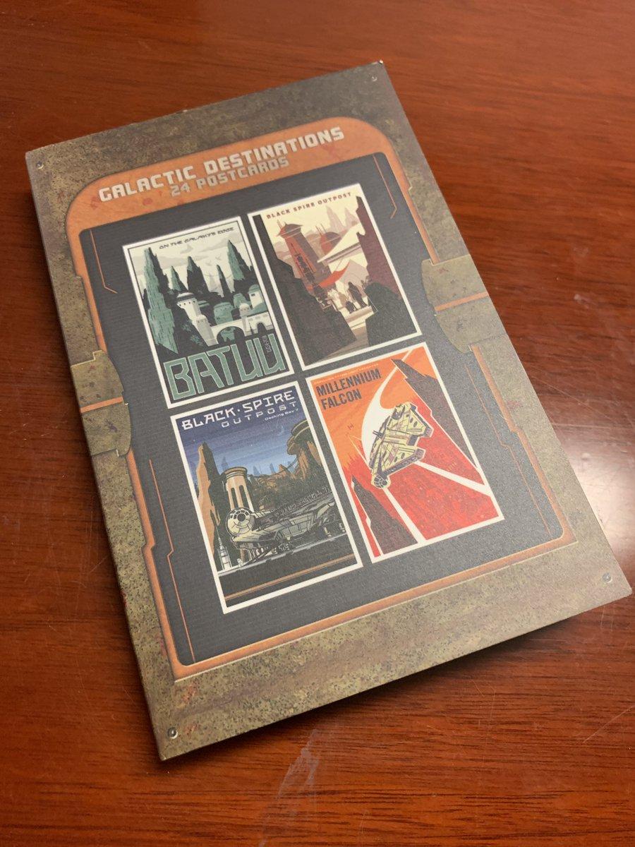 Galactic Destinations: 24 Postcards