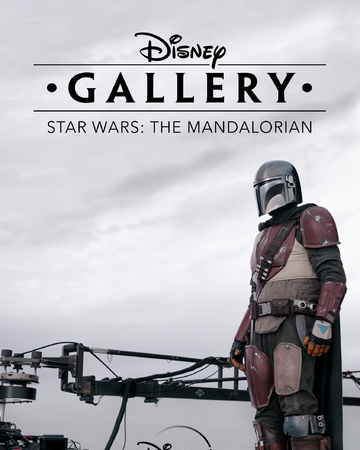 Disney Gallery: The Mandalorian - Visualization