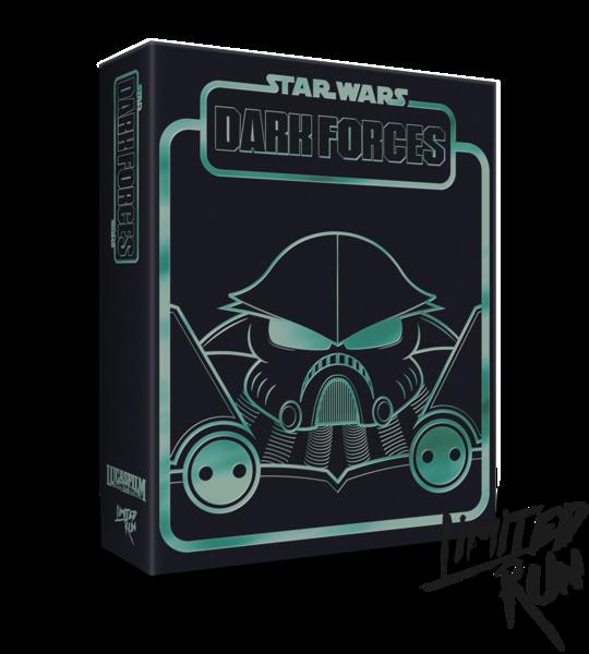 Star Wars Dark Forces (PC Premium)