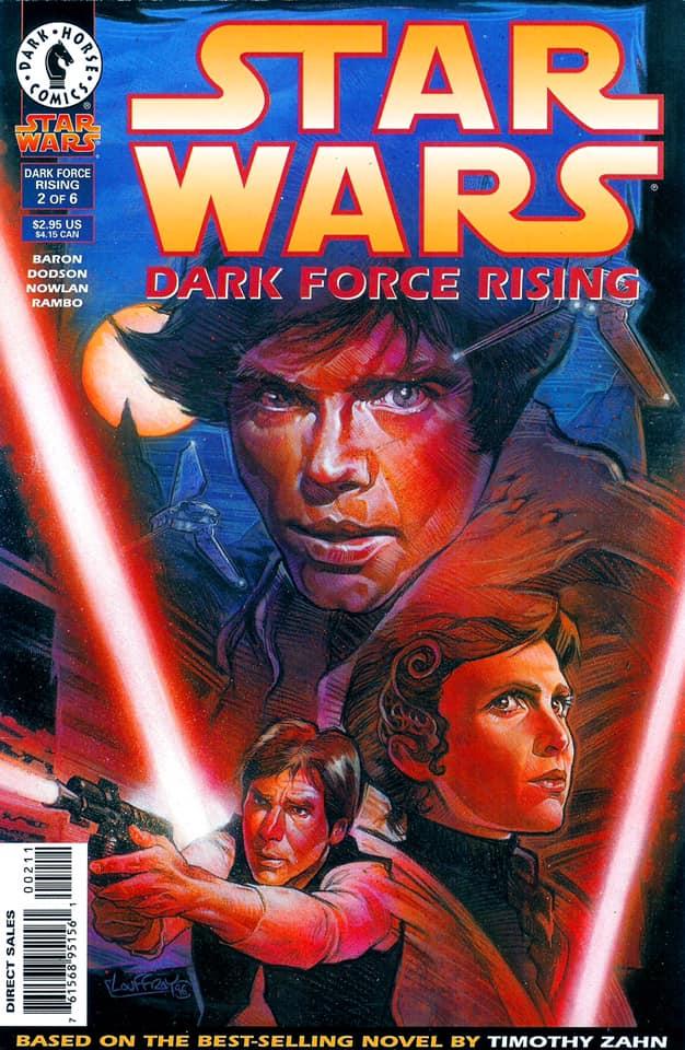 Star Wars Dark Force Rising 2