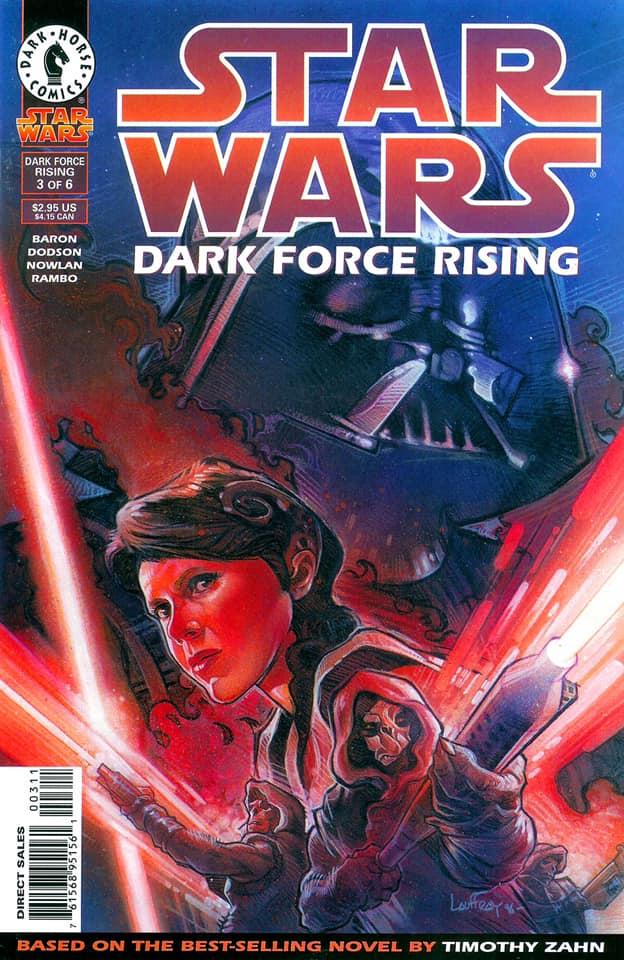 Star Wars Dark Force Rising 3