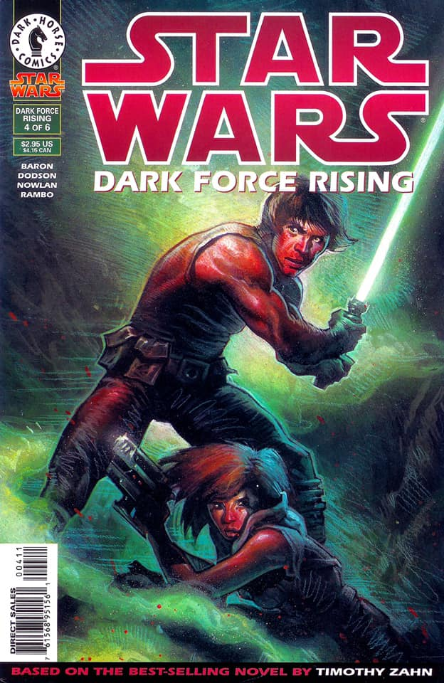 Star Wars Dark Force Rising 4