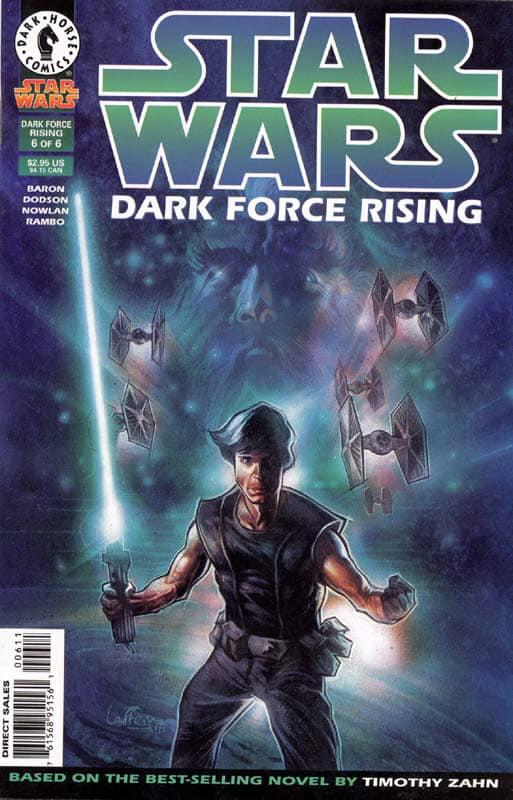 Star Wars Dark Force Rising 6