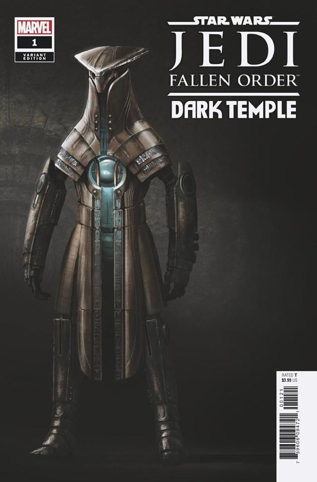 Star Wars Jedi: Fallen Order - Dark Temple Game Variant