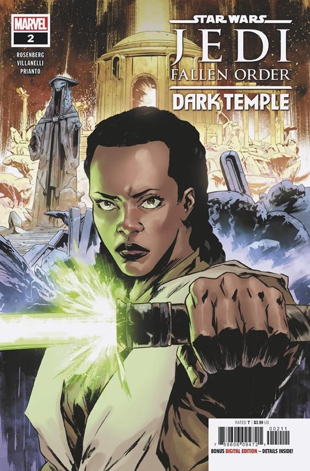 Star Wars Jedi: Fallen Order - Dark Temple 2