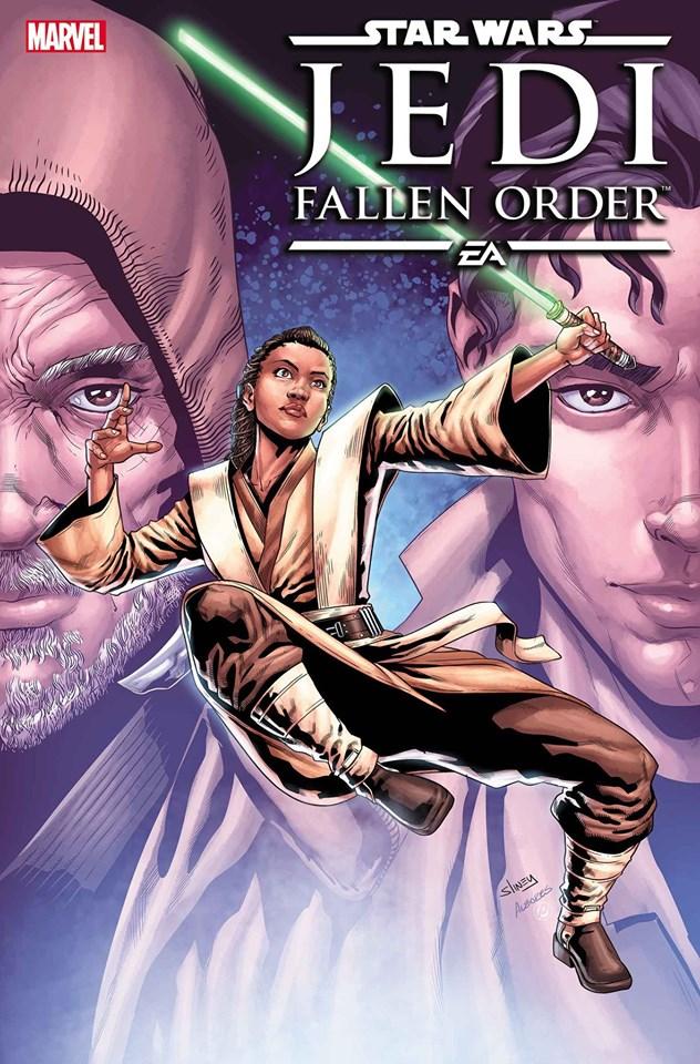 Star Wars Jedi: Fallen Order - Dark Temple 3