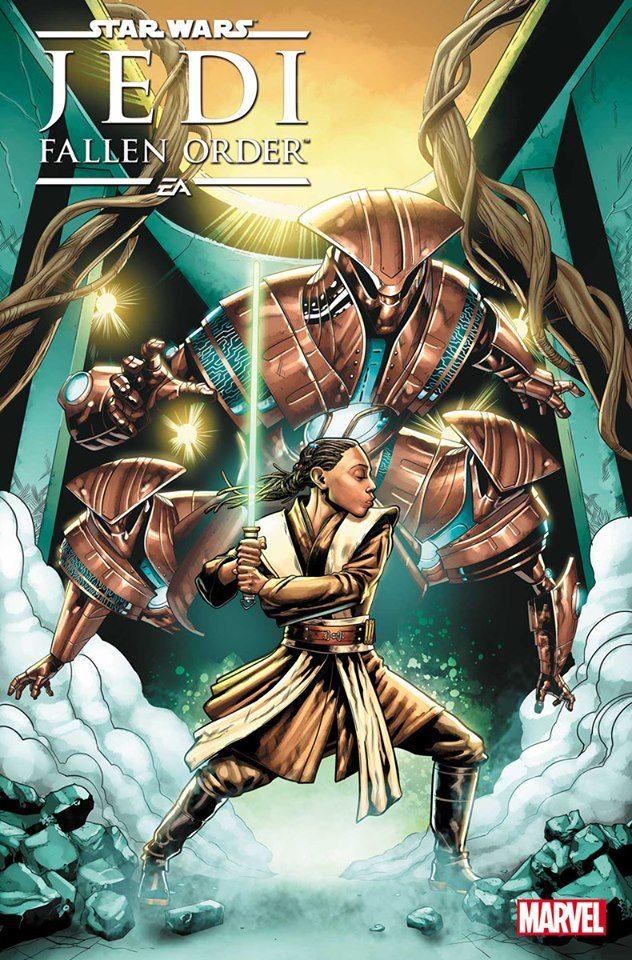 Star Wars Jedi: Fallen Order - Dark Temple 4