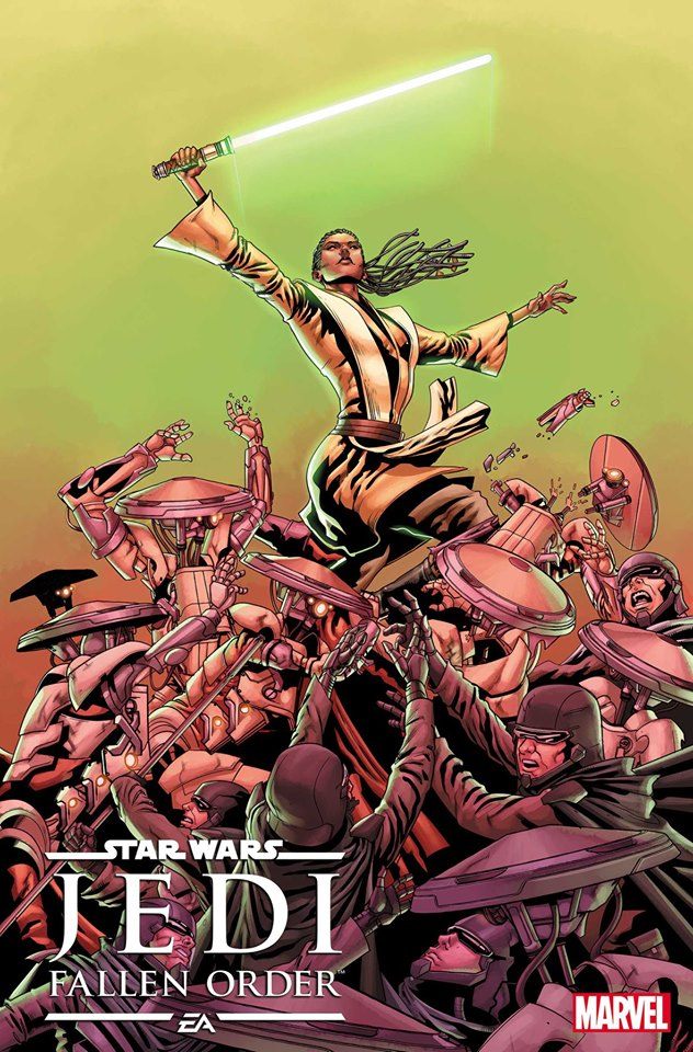 Star Wars Jedi: Fallen Order - Dark Temple 5