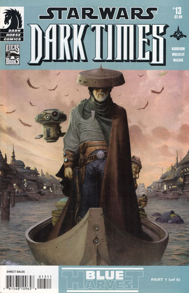 Star Wars Dark Times: Blue Harvest