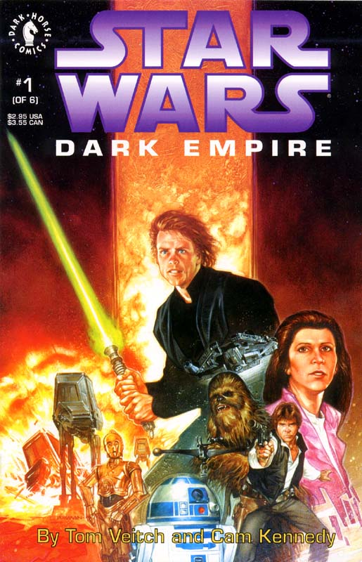 Star Wars Dark Empire 1