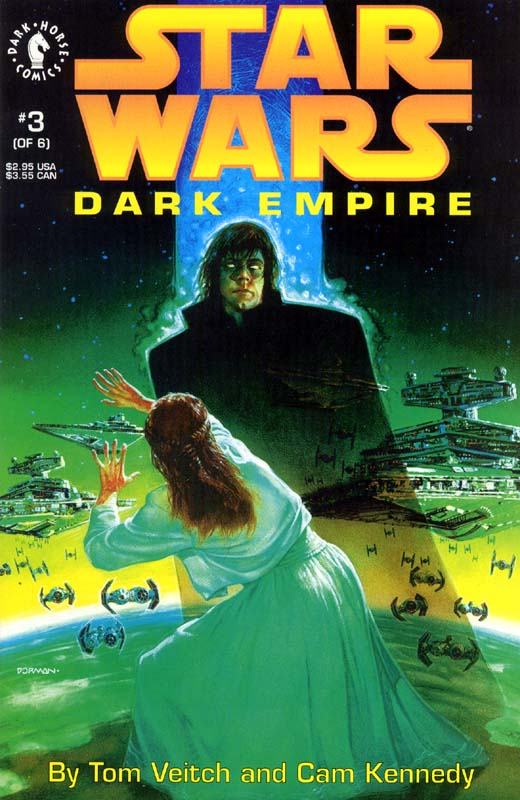 Star Wars Dark Empire 3