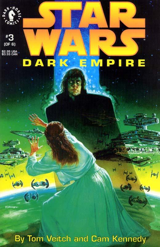 Star Wars Dark Empire 3