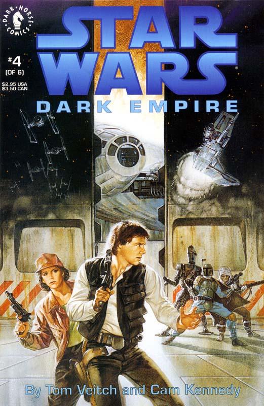 Star Wars Dark Empire 4