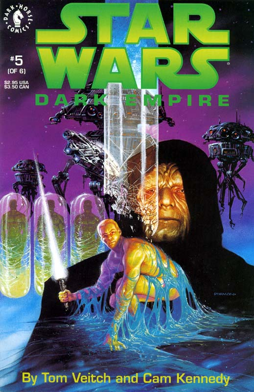 Star Wars Dark Empire 5