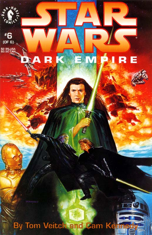 Star Wars Dark Empire 6