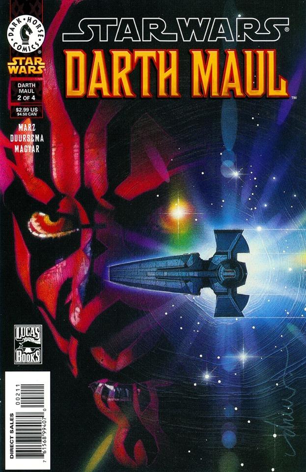 Star Wars: Darth Maul 2