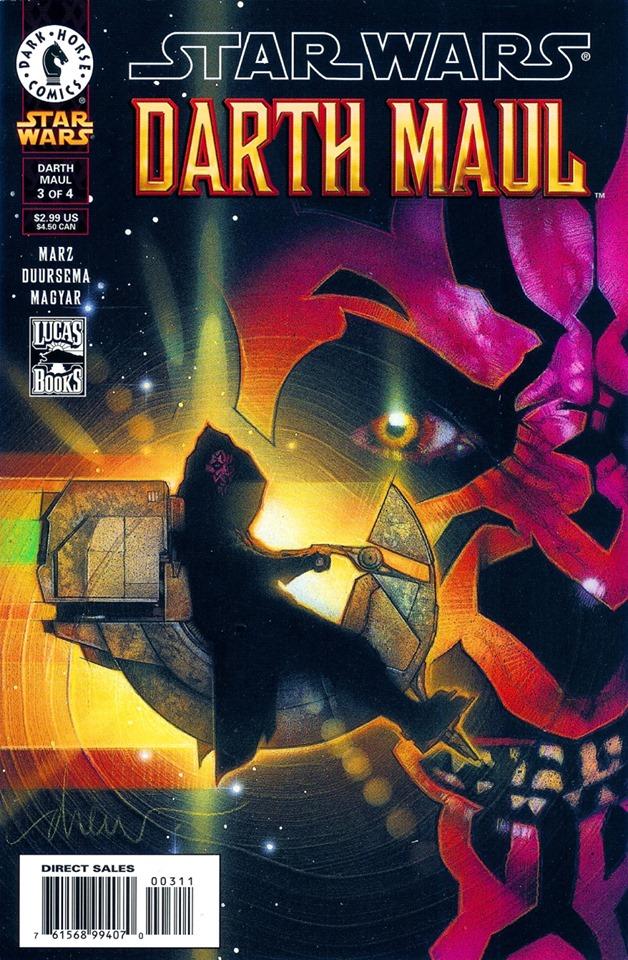 Star Wars: Darth Maul 3