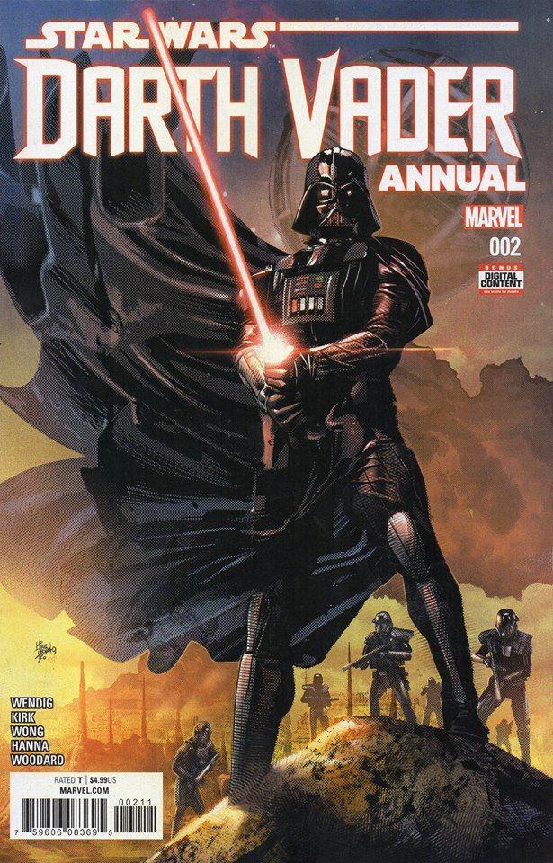 Star Wars Darth Vader: Technological Terror