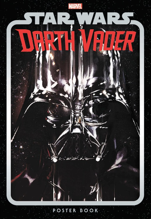 Star Wars Darth Vader Poster Book