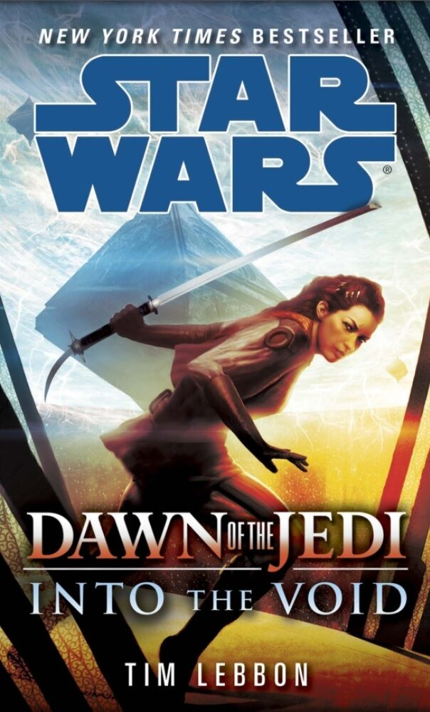 Star Wars Dawn of the Jedi: Into the Void (paperback)