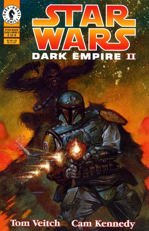 Star Wars Dark Empire II 2