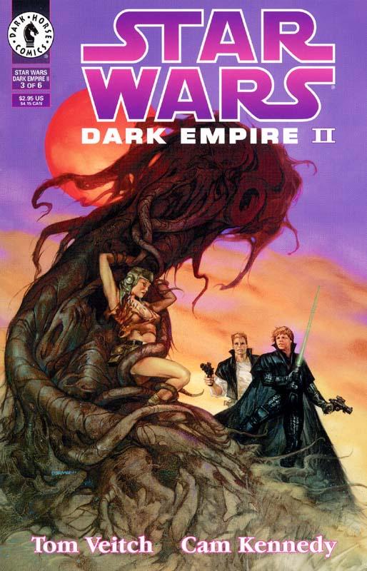 Star Wars Dark Empire II 3