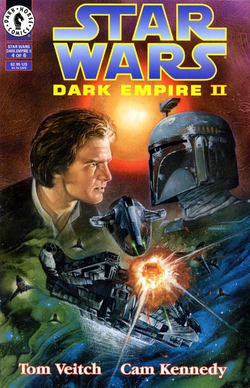 Star Wars Dark Empire II 4