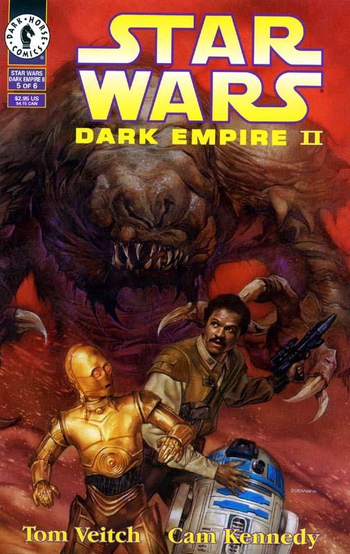 Star Wars Dark Empire II 5
