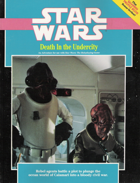Star Wars: Death in the Undercity