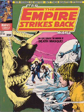 Star Wars: Death Masque