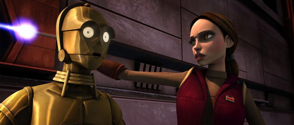 Star Wars The Clone Wars: Destroy Malevolence
