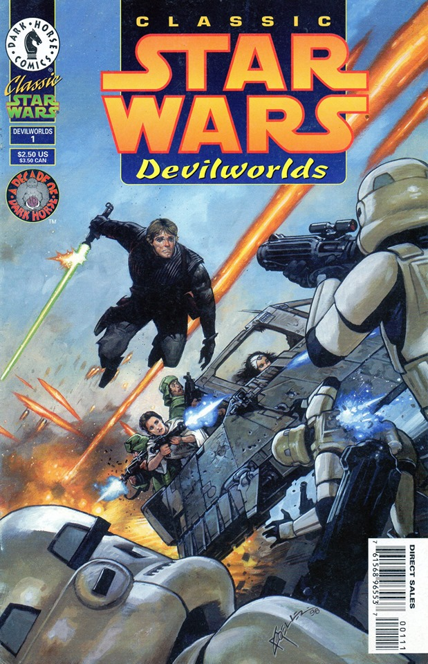 Classic Star Wars: Devilworlds 1