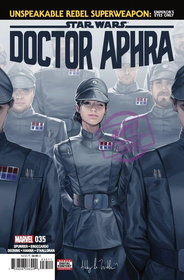 Star Wars: Doctor Aphra 35