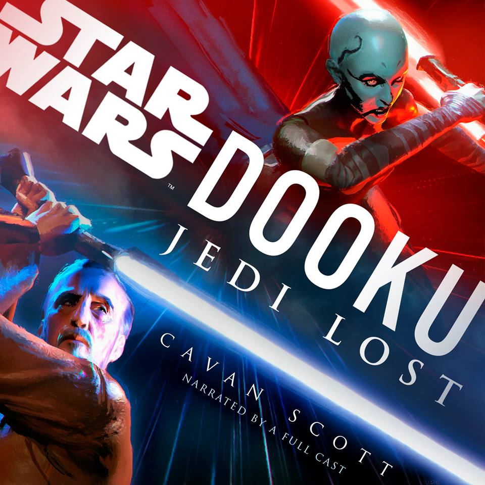 Star Wars: Dooku, Jedi Lost
