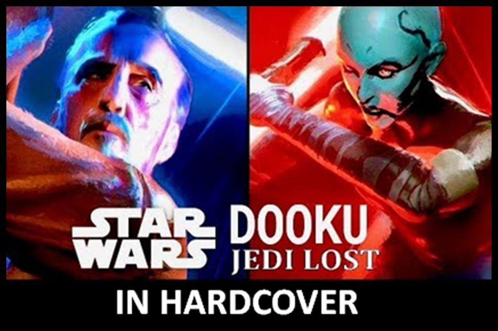 Star Wars Dooku: Jedi Lost (Book)