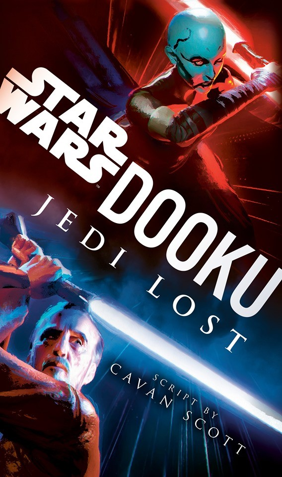 Star Wars Dooku: Jedi Lost (Book)