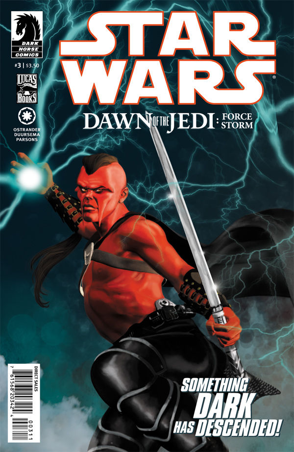 Star Wars Dawn of the Jedi: Force Storm 3