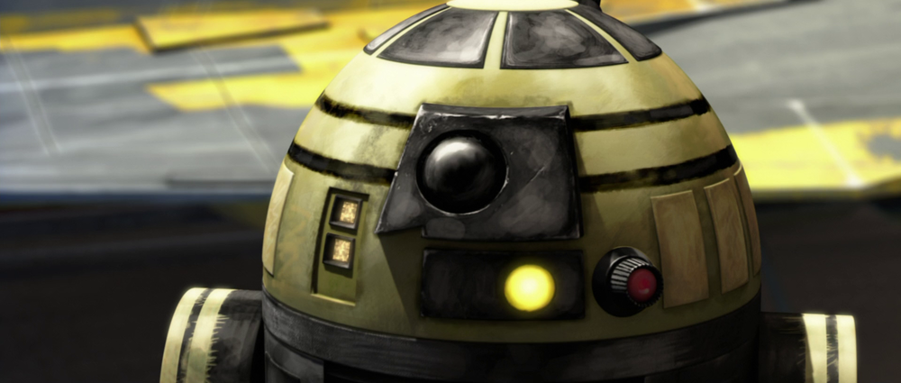Star Wars The Clone Wars: Downfall of a Droid