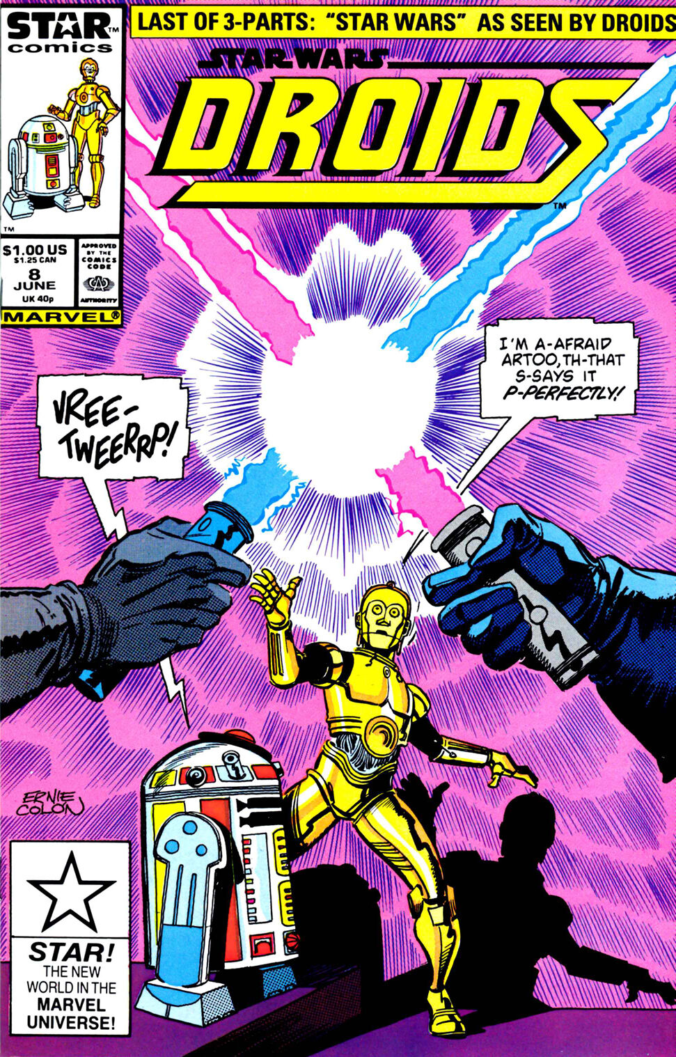 Star Wars Droids 8 (Marvel)