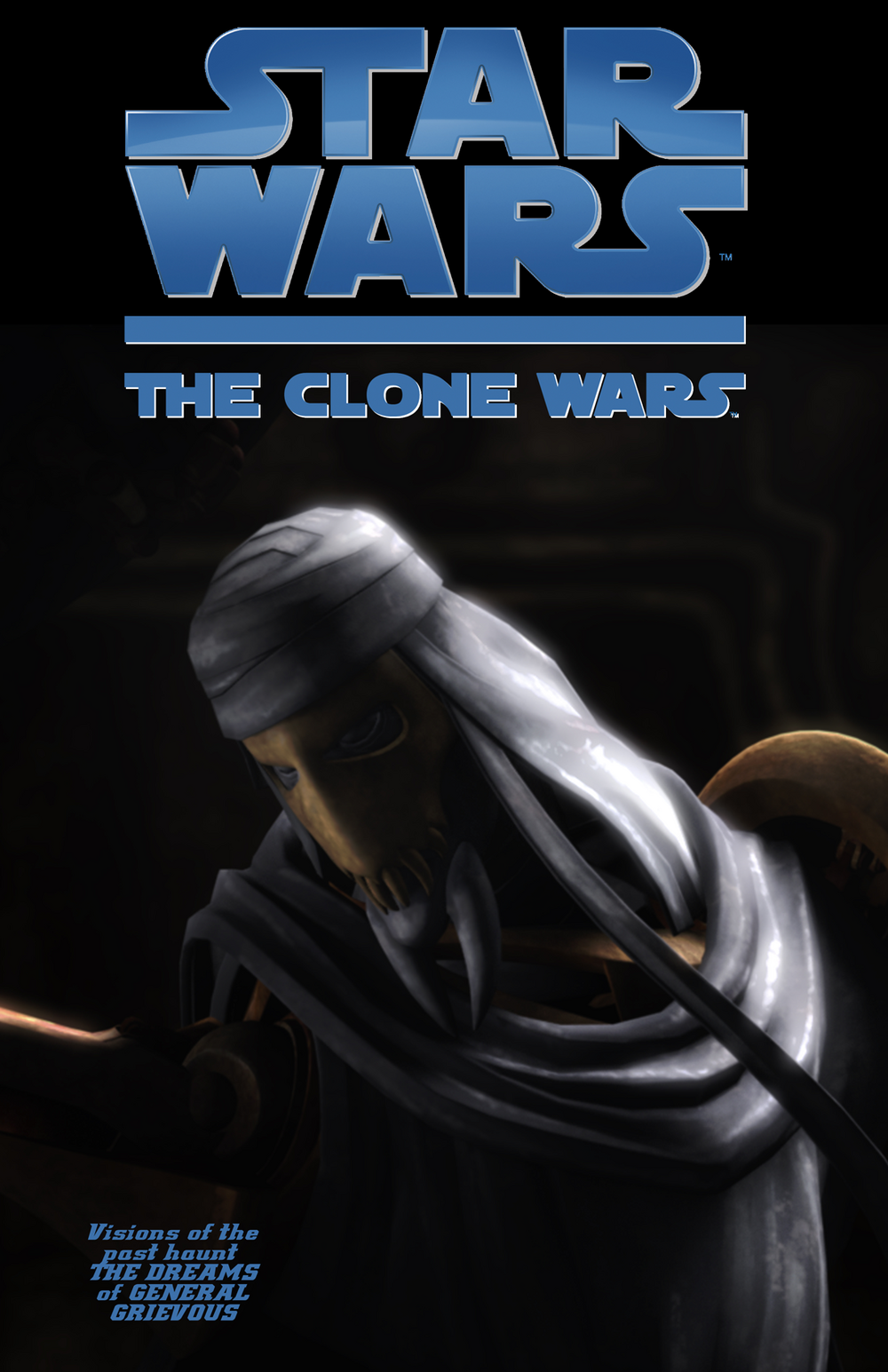 Star Wars The Clone Wars: The Dreams of General Grievous