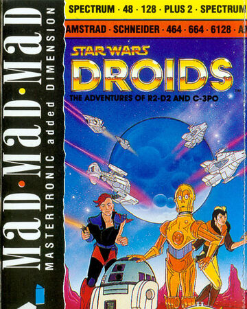 Star Wars Droids (video game)
