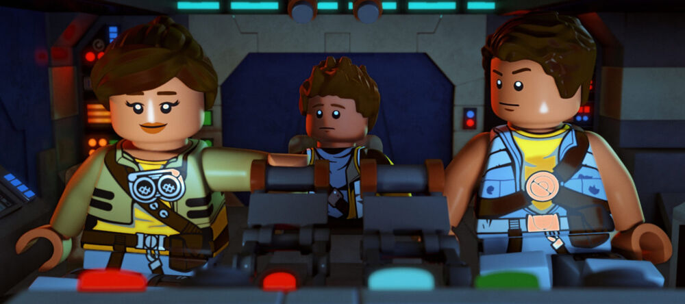 Lego Star Wars The Freemaker Adventures: A Hero Discovered