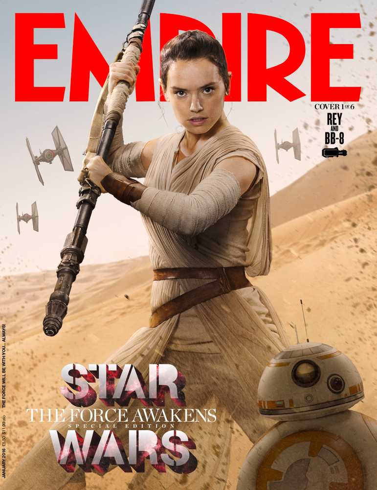Empire Magazine 319