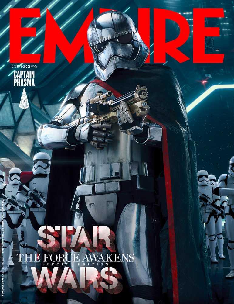 Empire Magazine 319 (Captain Phasma - 2 of 6)